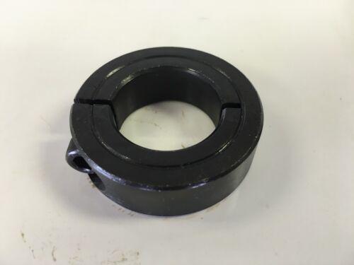 "10pcs 1SC-106 1-1//16/"" Inch Single Split Shaft Collar Black Oxide Finish"
