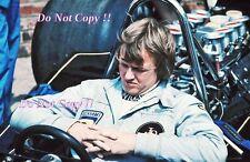 RONNIE PETERSON LOTUS JPS 76 South African GRAND PRIX 1974 fotografia 2