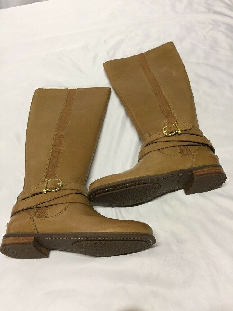 Sperry Top Sider  Boot Damens's SABLE GORE SHACKLE GORE SABLE Stiefel, Cognac, Größe 6 5354f3