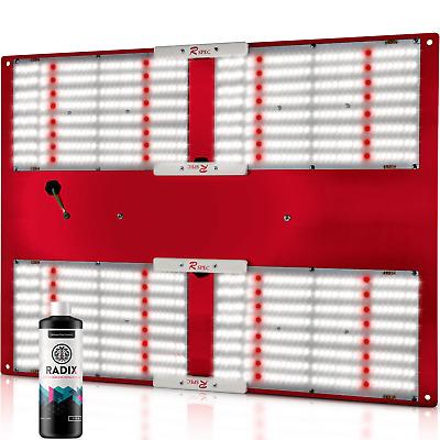 HLG 550 V2 R   Horticulture Lighting Group LED Grow Light   BLOOM/VEG   120  Volt   eBay