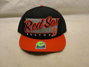 Boston Red Sox navy blue and red cap hat snapback  47 brand large ... 750244b333a9