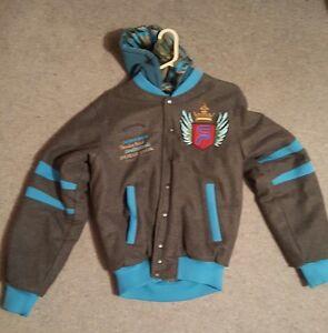sneaker freak varsity jacket   eBay