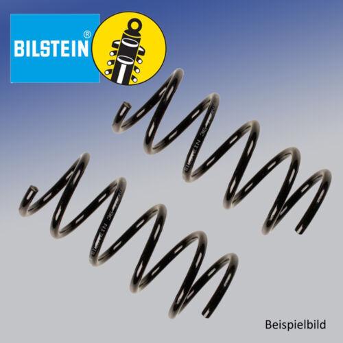 2x BILSTEIN 38-163531 Fahrwerksfeder HA für OPEL