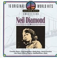 Neil Diamond 16 original world hits-Golden gate collection [CD]