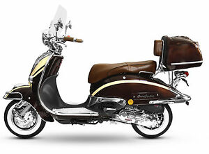 retro roller mofa 25 45 kmh motorroller 50 49 ccm moped. Black Bedroom Furniture Sets. Home Design Ideas