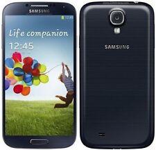 Black Unlocked 5.0'' Samsung Galaxy S4 GT-I9500 Phone GPS 16GB 2GB Ram 13MP