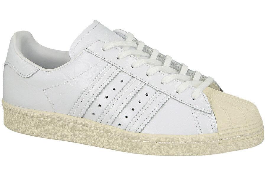 Adidas Superstars Taille UK 7.5 EUR 41 & 1/3 Chaussures Baskets BNWT BB2056