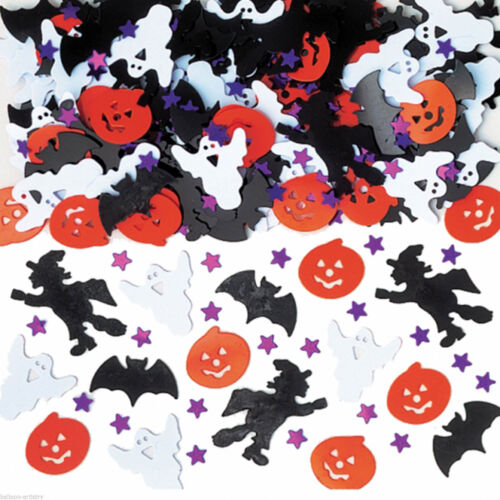 15g Bags Haunted Halloween Party Ghostly Night Confetti Table Sprinkles New