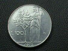 Italy 100 Lire, 1973