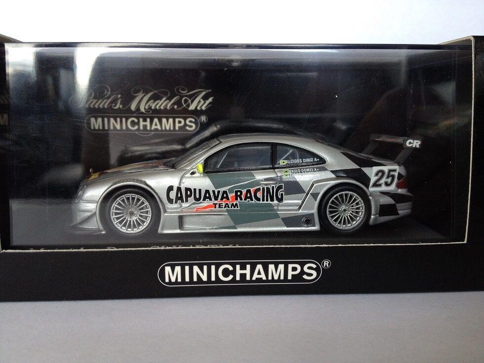 MINICHAMPS 1 43 Mercedes CLK Coupe DTM Curitiba 2003 400033125