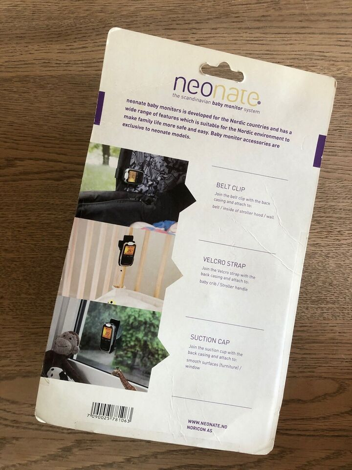 Babyalarm, Babyalarm tilbehør , Neonate bc-6500