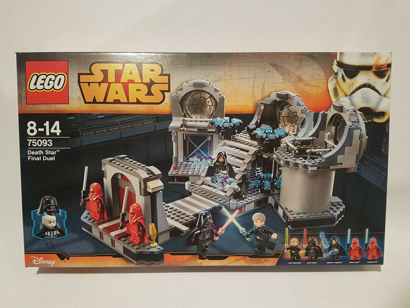 LEGO 75093 STARWARS Le Duel Final NEUF, SCELLE