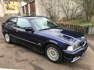 BMW 318 TI Compact E36 M42 Motor TÜV NEU ideal zum Aufbau eines Rallye Autos