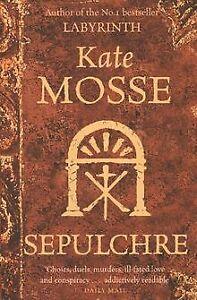 Sepulchre-von-Mosse-Kate-Buch-Zustand-gut