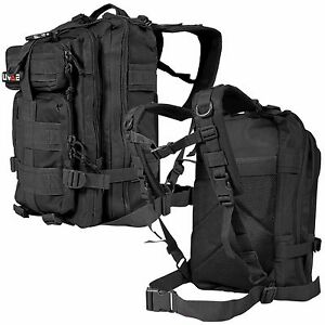 Edc Outdoor Military Tactical Backpack Rucksack Hiking Camp Travel