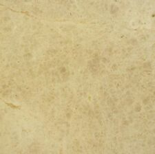 Natural Stone Tile Marble Tile 12in x 12in x 1cm Crema Marble