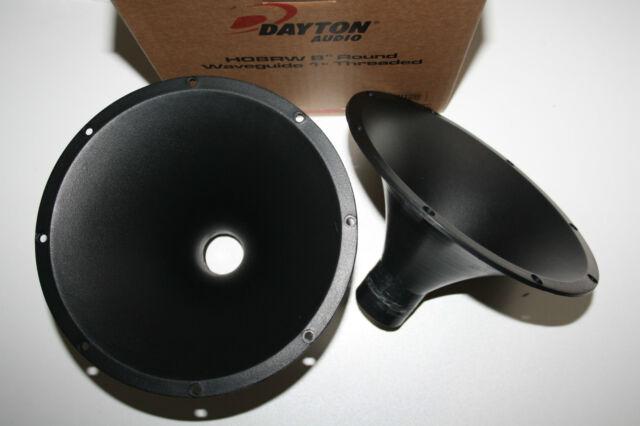 Dayton Waveguide H08RW , Kugelwellenhorn , 200 mm , für 1 3/8 Treiber
