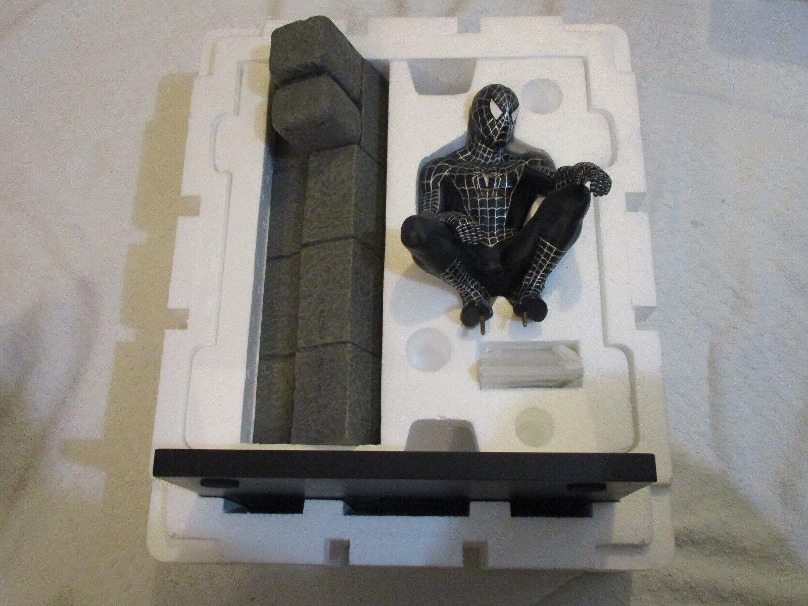 USA Master réplicas Marvel Hombre Araña 3 réplica de escena de Torre de la Iglesia