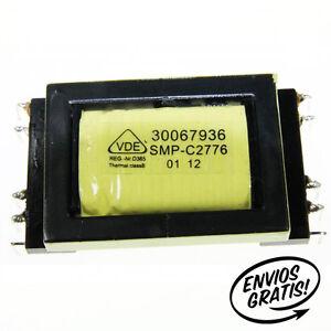 Transformador-Alimentador-Inverter-30067936-SMP-C2776-VESTEL-OKI-SHARP