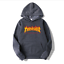 Men-Women-Hoodie-Sweater-Hip-hop-Skateboard-Thrasher-Sweatshirts-Pullover-Coat-X thumbnail 23