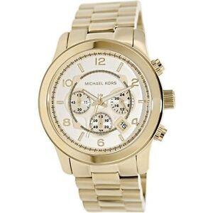 bb388a26266 Michael Kors Runway Chronograph MK8077 Wrist Watch for Men for sale ...