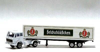Professioneller Verkauf Feldschlößchen Dresden Biertruck Nr.1 Kw 90€ Mb Ng80 Sz ovp Neu SorgfäLtig AusgewäHlte Materialien