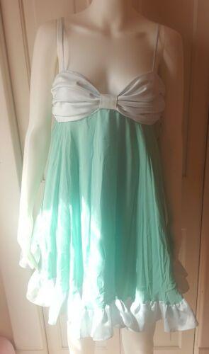 Betsey Johnson Blue Evening Dress