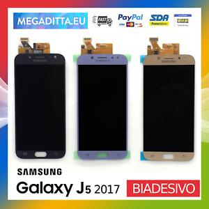 SCHERMO-LCD-DISPLAY-per-Samsung-Galaxy-J5-2017-TOUCH-SCREEN-VETRO-J530-SM-J530F
