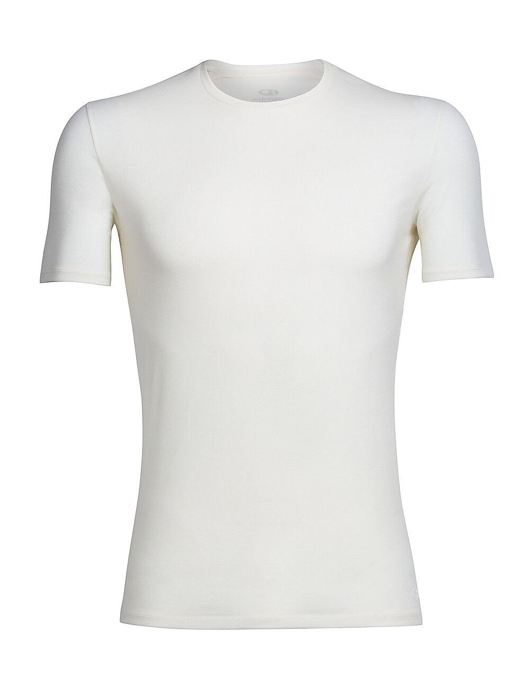 ICEBREAKER - Anatomica Short Sleeve Crewe Herren - 150 g/m²