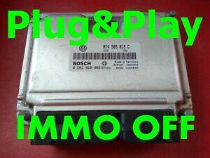 IMMO OFF / Plug&Play ECU VW T4 TDI 2,5 ACV 0281010082 - 074906018C /FastCour