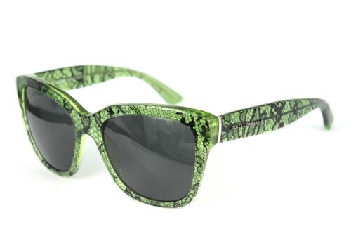 #338 52 DOLCE /& GABBANA Lunettes de soleil//sunglasses dg4226 2975//87 taille 56 3n insolv