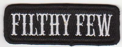 """""""FILTHY FEW"""" Patch 1%er 99% Rebels Reaper's Anarchy MC hells 666 anonymous"""