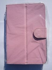 """Pink Multi Angle Leather Case/Stand for 10.2"""" Flytouch 3 Tablet PC MID X220"""