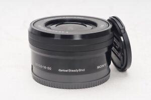 Original-Black-SELP1650-16-50mm-F-3-5-5-6-PZ-OSS-Lens-For-SONY-E-Mount-Camera