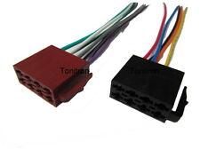 ISO Radio Stecker Adapter Kabel Strom Lautsprecher DIN Autoradio Radio Tuner