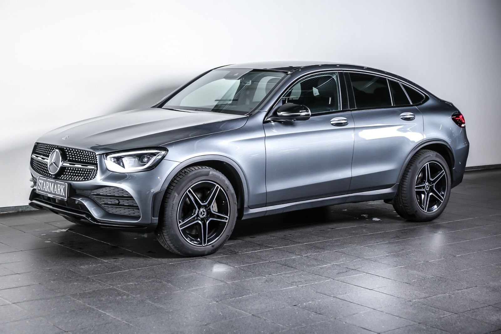 Mercedes-Benz GLC400 d 2,9 Coupé aut. 4-M