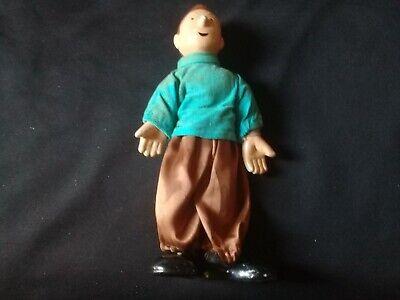 Lot de 6 Figurines de Collection Tintin 5 à 9 cm NEUVES
