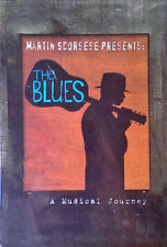 MARTIN SCORSESE PRESENTS - THE BLUES / A MUSICAL JOURNEY - (7) DVD SET - SEALED