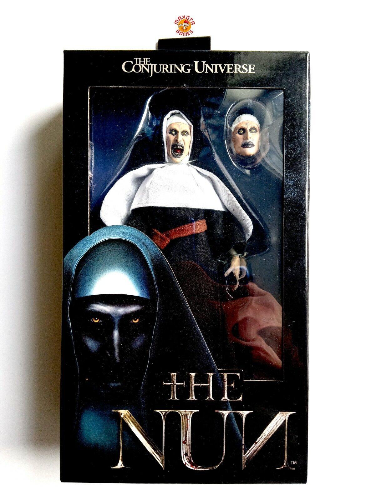 NECA The Nun 8' La Monja cifra Accion azione cifra Demon Valak Conjuring Unive