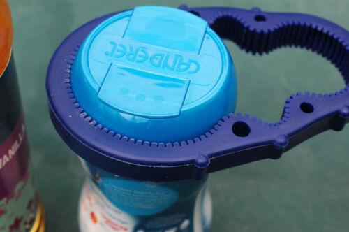 Multi Jar /& Bottle Opener Perfect For Tight Jars And Bottles