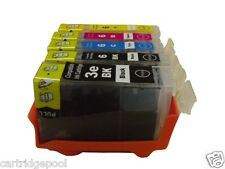 5 PK for CANON BCI-3e BCI-6 Ink Cartridge ip4000 ip5000 i860 MP780 MP750 MP760