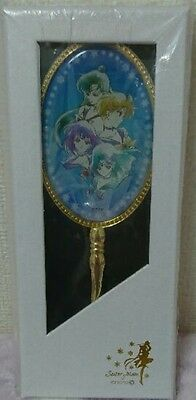 NEW Sailor Moon Miracle Romance Hand Mirror Limited Design 2 IT'S DEMO F/S