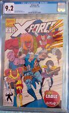 X-Force #8 (Mar 1992, Marvel)