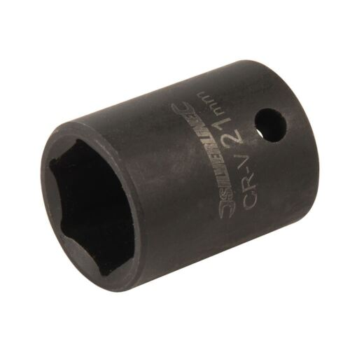"Silverline 363656 21 mm impact Socket 1//2/"" Drive 6 Pt Metric"