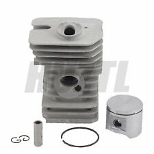 42mm Cylinder Piston Kit For Husqvarna 45 245R  245RX Jonsered GR41 RS41 2045