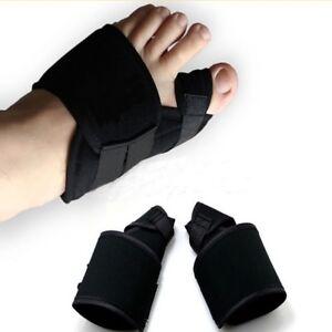 2PCS-Big-Toe-Splint-Straightener-Corrector-Hallux-Valgus-Bunion-Relief-Foot-Pain