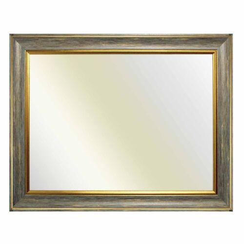 Baroque cadre 10941 247 intérêt de tous gris avec goldkannte Structure comme Découpe leerrahmen