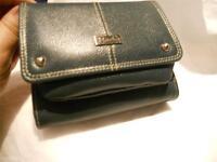 Buxton Westcott Genuine Leather, Wallet,green