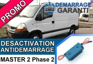 Cle-de-desactivation-d-039-anti-demarrage-Renault-MASTER-2-PHASE-2
