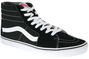 7c33435f522cc0 VANS Sk8 Hi Classic Mens Trainers Black White Shoes 8.5 UK. About this  product. Stock photo  Picture 1 of 8  Picture 2 of 8  Picture 3 of 8. 6.  Stock photo